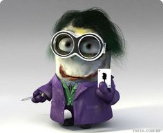 Joker Minion