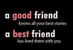 18 Good Friend Best Friend Comparisons - worth reading