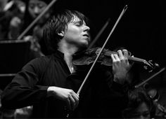 Joshua Bell!  He is so incredibly talented!