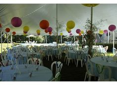 casual wedding reception ideas Chic rustique What a fabulous