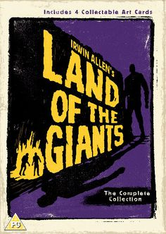 Land of the Giants. Yes I was an Irwin Allen TV Fan....