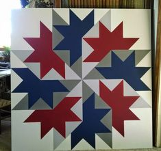 QuiltinGal Barbara H. Cline: Barn Quilt Blocks