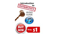 INTRODUCTION TO BANKRUPTCYAUDIO GUIDE