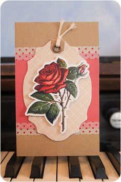 A rose is a rose is a rose Gift Wrapping, Etsy, Tattoos, Gifts, Instagram, Red Roses, Gift Wrapping Paper, Tatuajes, Presents