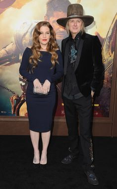 Pin for Later: The Presley Women Could Not Look More Alike! Lisa Marie Presley and Michael Lockwood