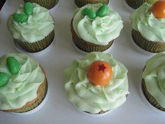 Dragonball Z Cupcakes :D