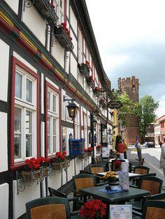 Restaurant in Tangermünde, Germany