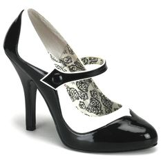 40s Retro Black and White Pumps. I'm not a shoe person and never wear heels but these are gorgeous.