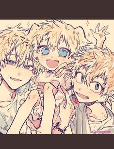 The Minamoto siblings Toilet Boys, Familia Anime, 2d Character, Slayer Anime, Manga Drawing, Anime Style, Doujinshi, Anime Manga, Haikyuu