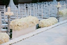 Dreaming of white florals. John Solano Photography