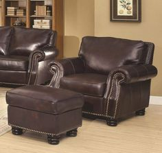 Fresh Overstuffed Chair And Ottoman Your Home Concept: Chair : Purple  Accent Chair With Ottoman