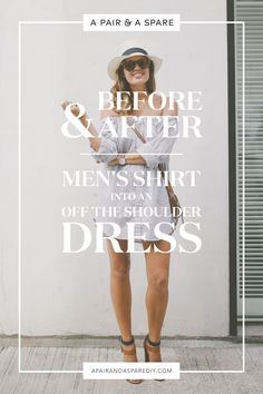 before-after-mens-shirt-into-an-off-the-shoulder-dress3