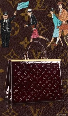 f1d44c9318b0 11 Best Hand Painted Louis Vuitton Accessories images