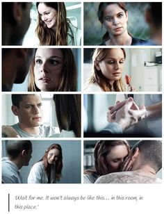 Prison Break Michael and Sara GIFset