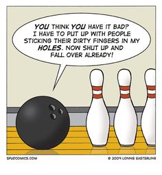 Bowling Violations Fun Bowling, Bowling Tips, Bowling Ball, Vintage Bowling Shirts, Bowling T Shirts, Bowling Pictures, Bowling Quotes, Kegel, Funny Cartoons