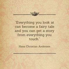 Happy Birthday, Hans Christian Andersen! | Out of Print Clothing