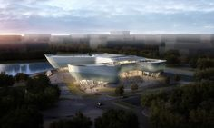 playze and Schmidhuber Selected to Design Ningbo's Urban Planning Museum