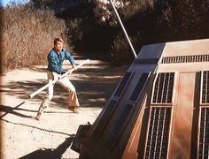 Probe Episode The Six Million Dollar Man Late 1970s Bionic Woman