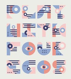Play With Four Egos on Behance