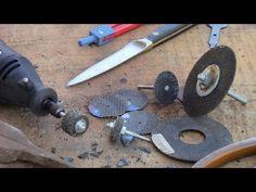 MINI MUELA ABRASIVA CASERA (accesorio multifunción)/MOUNTED MINI HOME - YouTube