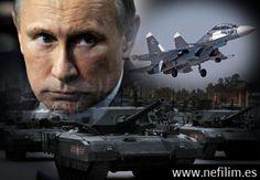 ALTA TENSIÓN: RUSIA RESPONDE CON FUERZA A LAS AMENAZAS DE EEUU
