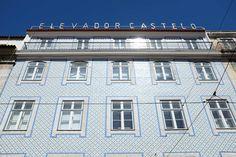 Architecture collector: Elevador do Castelo, Falcão de Campos