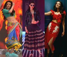 Kajal Aggarwal Stylist at Khaidi150, Kajal Aggarwal Costume Designer at Khaidi 150 Movie, Kajal Aggarwal Outfits at Khaidi 150