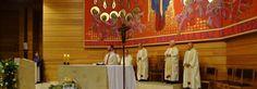Capturador de Imágenes: Santuario Cenáculo de Bellavista. Jueves Santo la última Cena