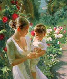 vladimir volegov - بحث Google‏..In a child's eyes, a mother is a goddess. She can be glorious or terrible, benevolent or filled with wrath, but she commands love either way. I am convinced that this is the greatest power in the universe.