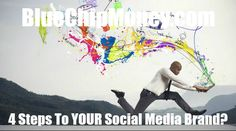 Four ways to brand yourself on social media. Social Media Branding, Social Media Marketing, Making Life Easier, Brand Management, Free Market, Career Coach, Community Manager, Online Business, Education