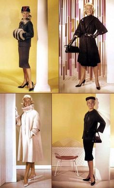 Doris Day-LOVE Her!! She always looked so stylish!!!!!