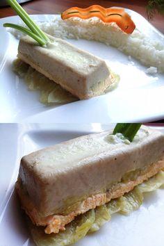 Bavarois façon poule au blanc par Benkku81 Facon, Sandwiches, Bavarian Cream, Kitchens, White People, Recipe, Paninis