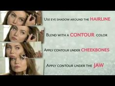 How to Contour Your Face - YouTube