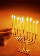 Feast of Dedication or Hanukkah from a Christian Viewpoint: The lighting of the Menorah is the center of Hanukkah traditions. Hanukkah Cards, Hanukkah Menorah, Hannukah, Hanukkah Traditions, Hanukkah Celebration, German Festival, New Testament Books, Berlin, Jewish Festivals