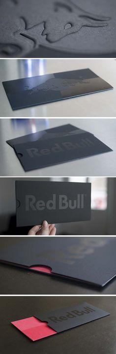 Red Bull Ausarbeitung Einladungskonzept Communication Design, Red Bull, Mini, Communication, Creative