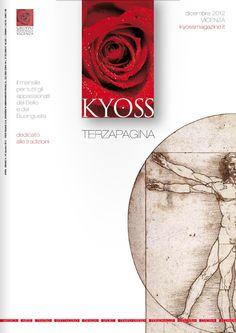 Kyoss Dicembre 2012  www.kyoss.it  www.kyossmagazine.it