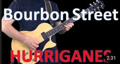 Bourbon Street - Hurriganes [Play along guitar cover] Music Songs, My Music, Bourbon Street, Rock Groups, Guitar, Album, Cover, Youtube, Youtubers
