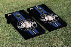 NCAA South Dakota State University Jackrabbits Baseball Version Cornhole Game Set