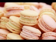How To Make French Macarons (Martha Stewart recipe) - asimplysimplelife