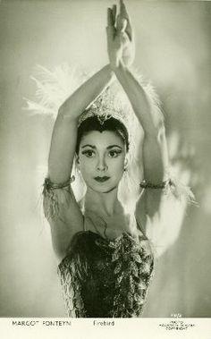 Margot Fonteyn The Firebird - One of my favorite ballerinas ever.