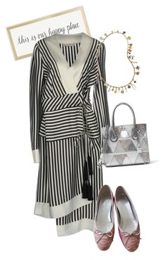 """""""dress"""" by masayuki4499 ❤ liked on Polyvore featuring Etro, Chanel, MICHAEL Michael Kors and Tory Burch"""