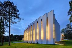The Hamptons are home to distinctive houses of worshipPope Francis opens a Vatican garden retreat to the publicA look at the past and present of some of our favorite public buildingsTour 12 spiritual buildings with amazing architecture