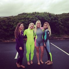 Just in case you can't find us in the water. @Bethany Hamilton @nikki van Dijk @Tyler  @ripcurl_aus
