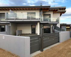 Balconi Piccolissimi : Fantastiche immagini su balconi con pannelli hpl