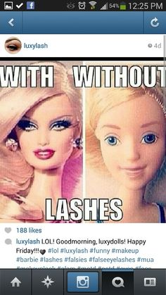 Why mascara is a must always!