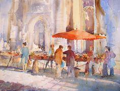 Watercolours « Nigel Fletcher