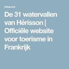 De 31 watervallen van Hérisson | Officiële website voor toerisme in Frankrijk
