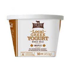 are five acre farms yogurt - Bing images