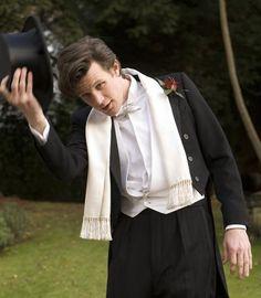 Doctor 11 tuxedo - Google Search