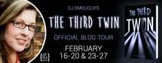 Once Upon a Twilight!: Blog Tour: The Third Twin by C.J. Omololu + Giveaw...